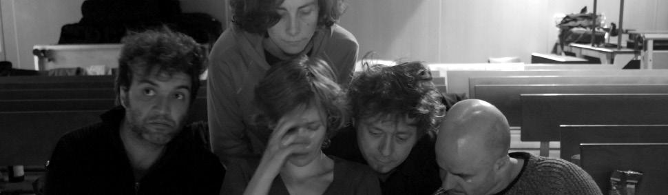 Gabriel Burnot, Jane Joyet, Alice Laloy, Éric Recordier & Yann Nédélec