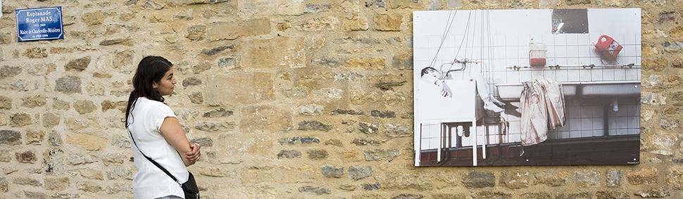 Pinocchio(s) - Mur du Métropolis - Charleville-Mézières ©Alice Laloy