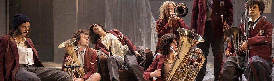 Death Breath Orchestra - Nouveau Théâtre de Montreuil