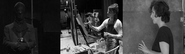 """Saison 2014-15  Theatre de le Marionnette le Mouffetard """"Sous ma peau Sfu-ma-to"""" de Alice LaloyÉcriture et mise scène : Alice Laloy"""
