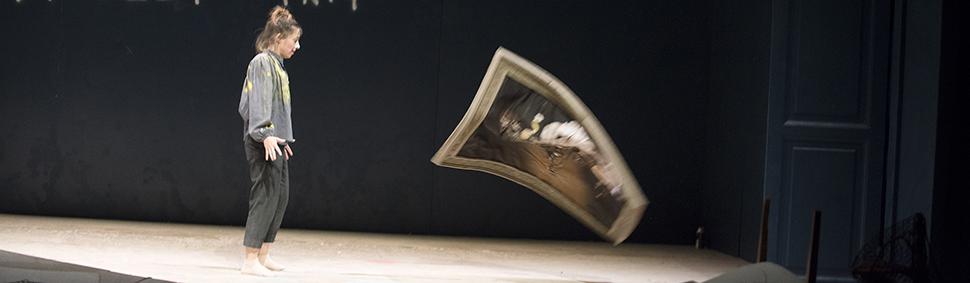 2018-02 Cie Sappel Reviens Tjéâtre de Montreuil ÇA DADA  spectacle de Alice LaloyScéno Jane JoyetMusique Eric Recordieravec Eric Caruso, Stéphanie Farison et Marion Verstraetenavec la voix de Valérie Schwarcz